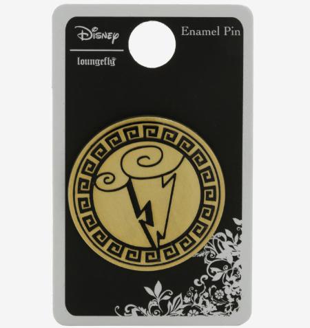 Hercules Lightning Hot Topic Disney Pin