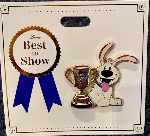 Little Brother Best in Show WDI Pin