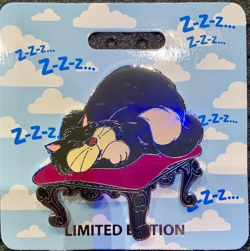 Lucifier Cat Nap WDI Pin