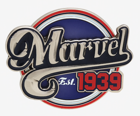 Marvel 80th Anniversary BoxLunch Exclusive Pin