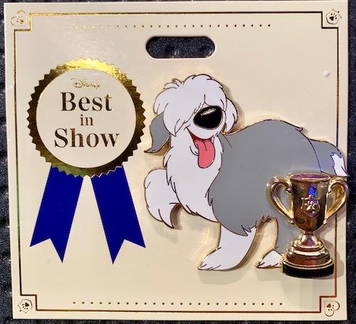 Max Best in Show WDI Pin