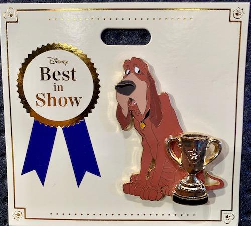 Napoleon Best in Show WDI Pin