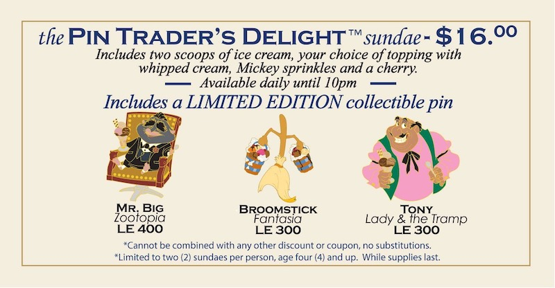 Pin Trader Delight – August 9, 2019