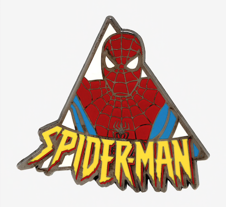 Spider-Man 80th Anniversary BoxLunch Marvel Pin