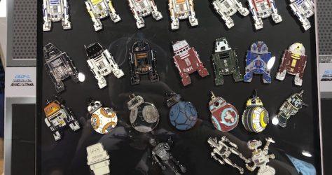 Star Wars Droid Pin Set - D23 Expo 2019