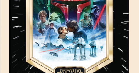 Star Wars The Saga Episode 4 DEC Pin
