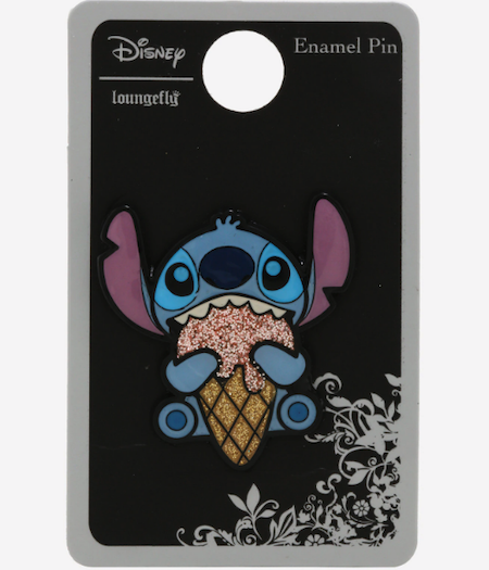Stitch Ice Cream Hot Topic Pin