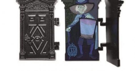 The Haunted Mansion 50th Anniversary Club 33 Disney Pin #4