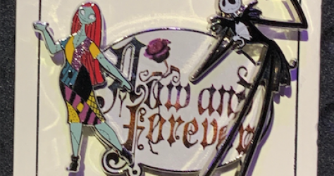 The Nightmare Before Christmas 2019 Open Edition Disney Pins