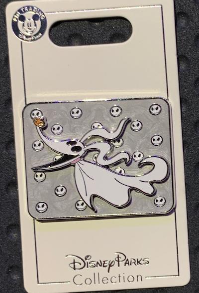 Zero Nightmare Before Christmas 2019 Pin