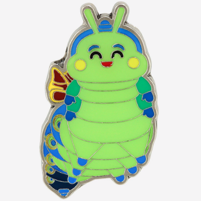 A Bug's Life Heimlich Butterfly Disney Pin