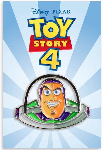 Buzz Lightyear - Toy Story 4 Mondo Disney Pin