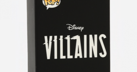 Disney Villains Funko Blind Box Pins