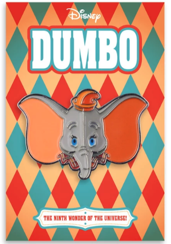 Dumbo Mondo Disney Pin