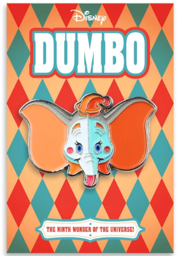 Dumbo the Clown Mondo Disney Pin