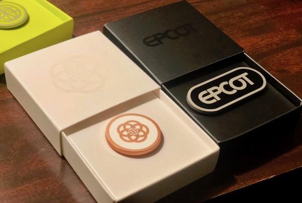 Epcot Icon WDI Pins - D23 Expo 2019