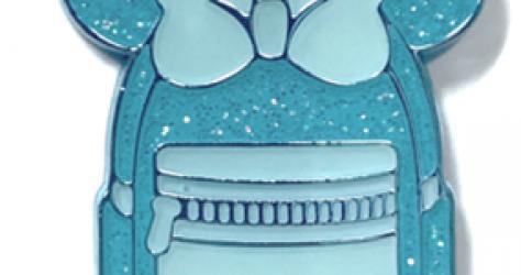 Exclusive V.I.PASSHOLDER Frozen Backpack Disney Pin