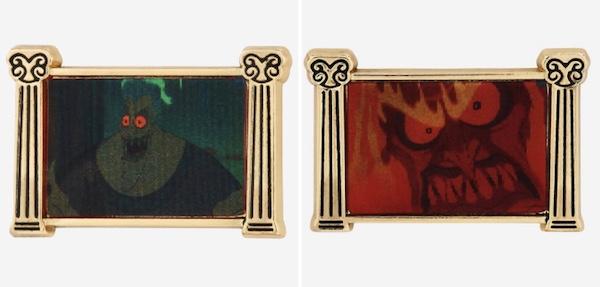 Hades Lenticular BoxLunch Disney Pin