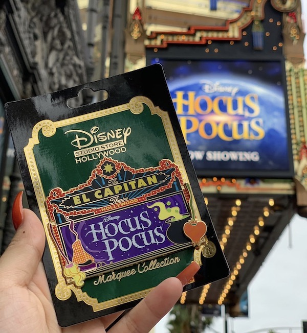 Hocus Pocus Marquee Surprise DSSH Pin