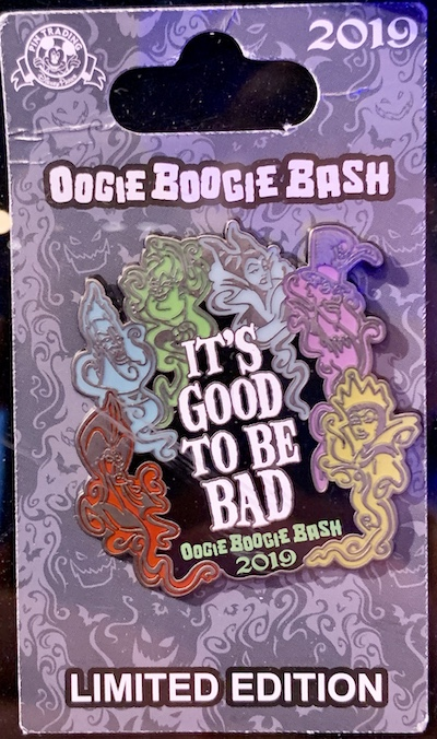 It's Good to Be Bad - Oogie Boogie Bash 2019