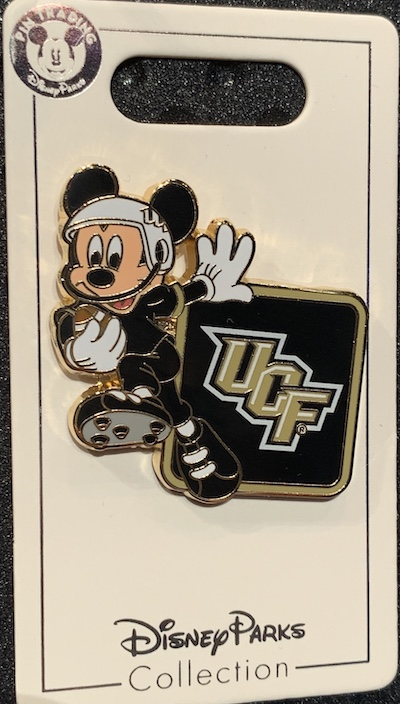 Mickey Mouse UCF 2019 Pin