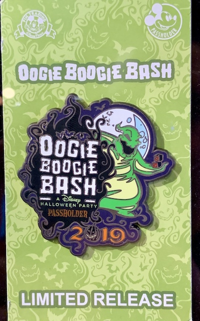 Passholder Exclusive - Oogie Boogie Bash 2019