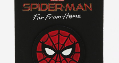 Spider-Man Far From Home Spidey Signal Marvel Pin