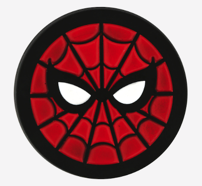 Spider-Man Far From Home Spidey Signal Pin