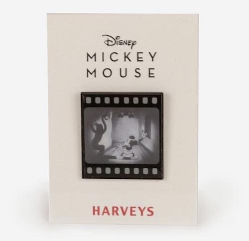 Spooky Mickey Harveys Pin