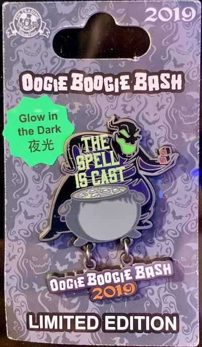 The Spell is Cast - Oogie Boogie Bash 2019