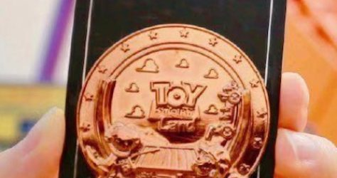 Toy Story Land Shanghai Disneyland Pin