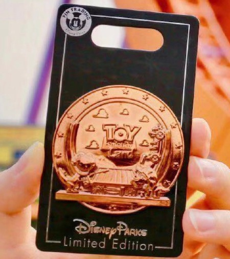 Toy Story Land Shanghai Disneyland Pin