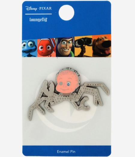 Toy Story Sid Babyface BoxLunch Disney Pin