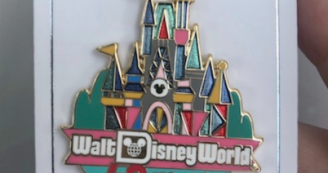 WDW 48 Years CM Pin