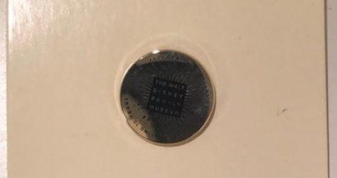 Walt Disney Family Museum Rewards Pin