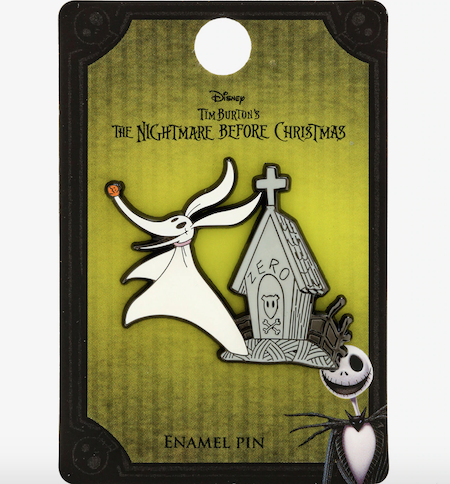 Zero Doghouse Hot Topic Pin