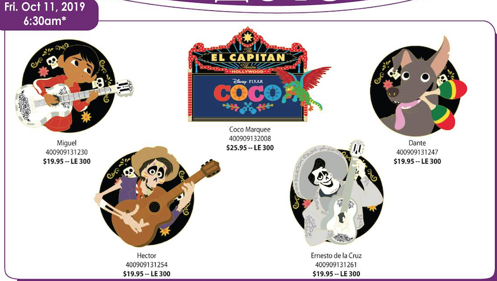 Coco DSSH Pin Series