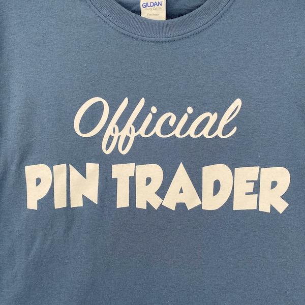 DPB Official Pin Trader T-Shirt