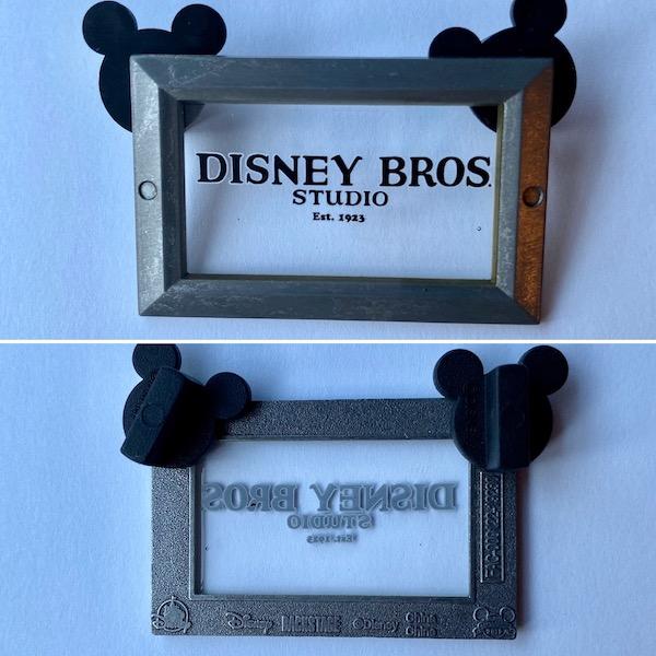 Disney Bros Backstage Collection Pin