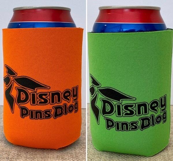 Disney Pins Blog Koozies