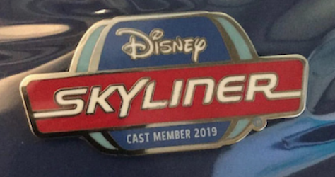 Disney Skyliner Cast 2019 Pin