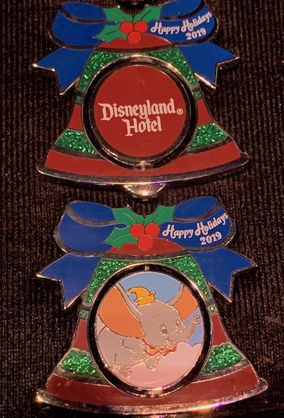 Disneyland Hotel 2019 Holiday Pin