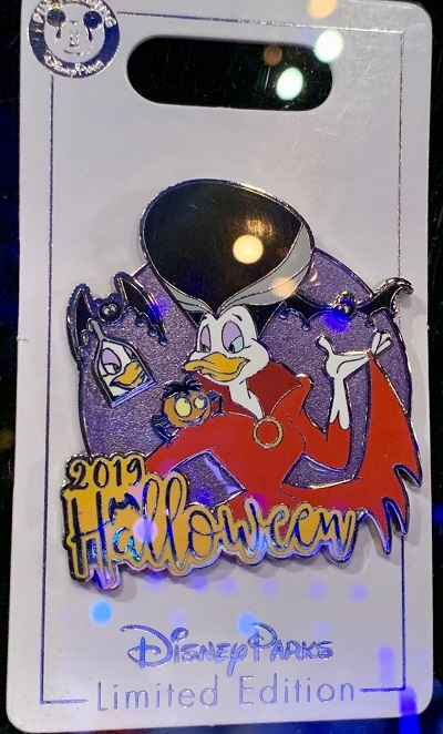 Happy Halloween 2019 Disney Pin