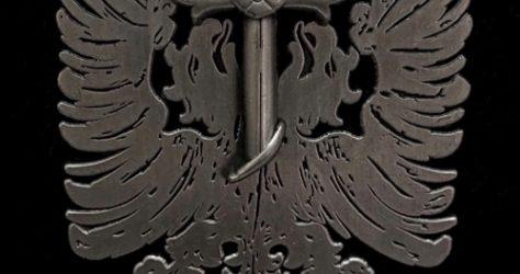 Maleficent Mistress of Evil Sword Surprise Pin