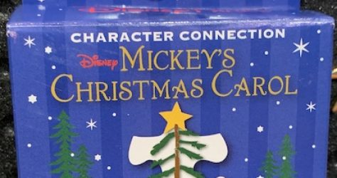 Mickey's Christmas Carol Character Connection Mystery Pin Set