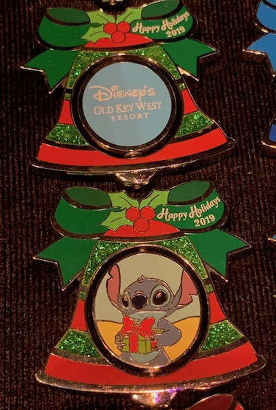 Old Key West Resort 2019 Holiday Pin