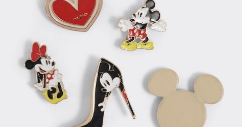 Special Edition Disney x ALDO Pin Collection