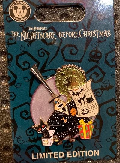The Mayor - Nightmare Before Christmas 2019 Pin
