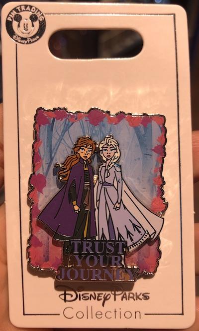 Trust Your Journey Frozen 2 Pin
