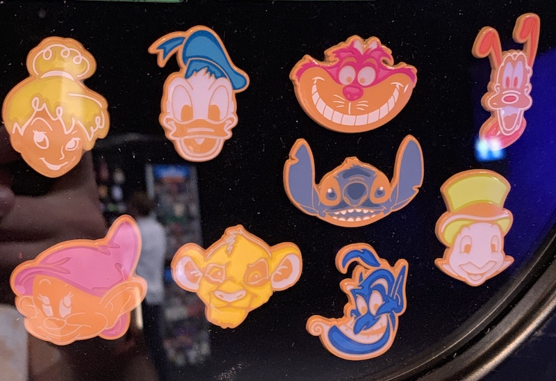 Very Merry Christmas Party 2019 Mystery Pins